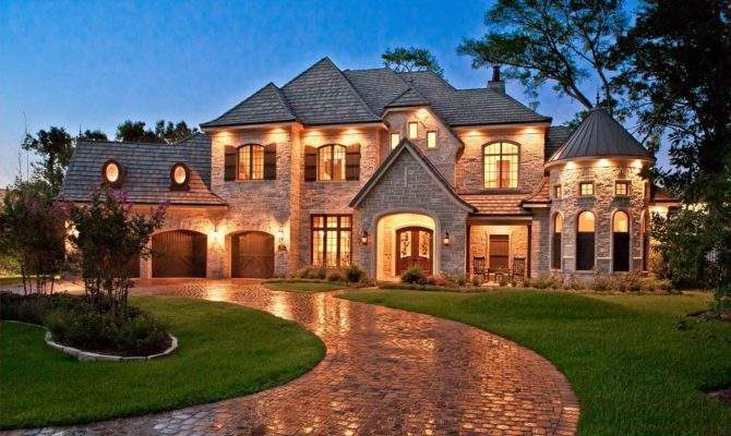 French Country House Plans Bringing European Accent Into