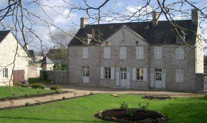 French Country House Warm Welcoming Appeal