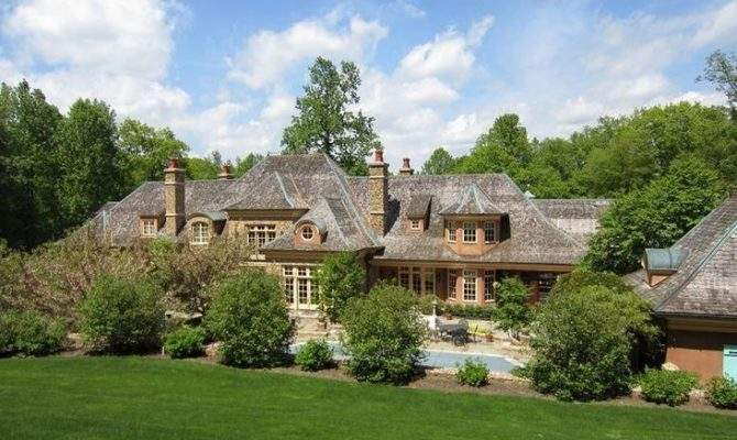 French Country Houses Photos
