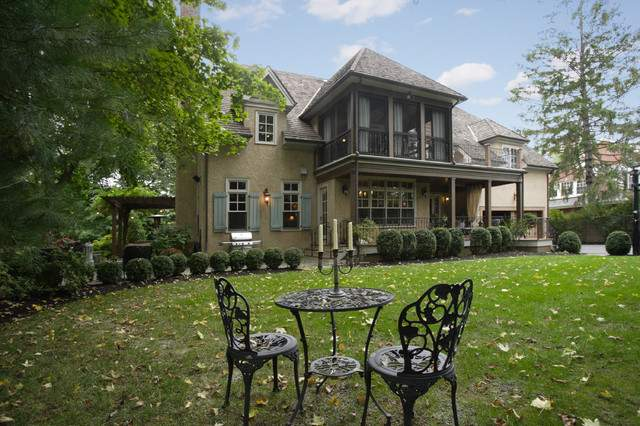 French Tudor Style Home Traditional Exterior Newark