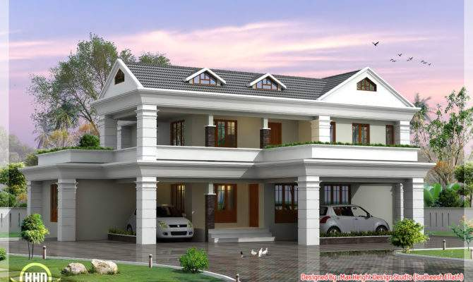 Front Design Small House India Home