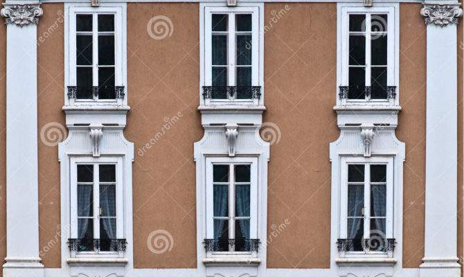 Front House Windows