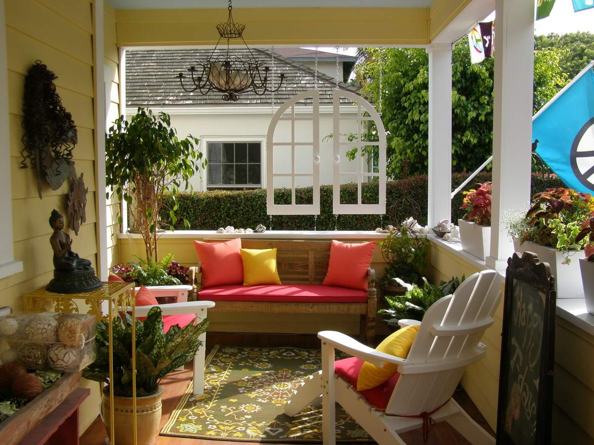 Front Porch Designs Ideas Plans