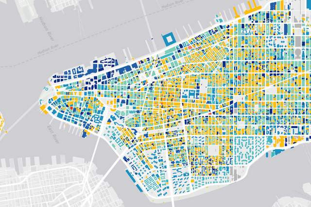 Fun Maps Explore Phantom Architecture Nyc Past