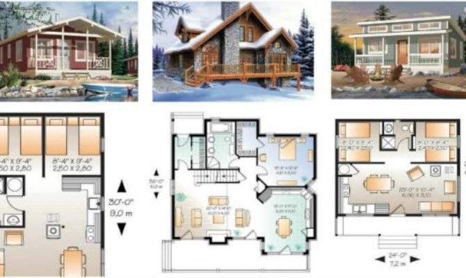 Functional House Plans Different Types Houses