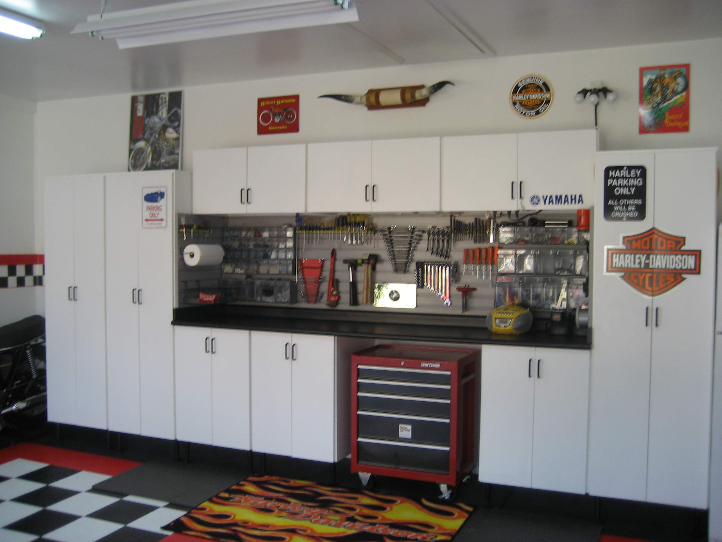 Garage Workshop Designs
