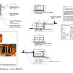 Garden Building Planning Application Submitted Clive Elsdon