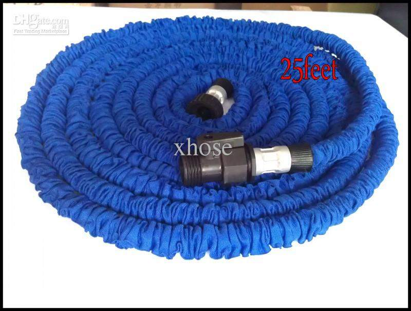 Garden Hose Expandable Water Pipe Expanded Blue Colour