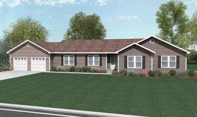 Garrison Floorplan Classic Collection All American Homes