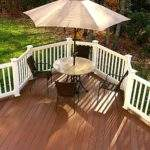 Geodeck Mahogany Decking