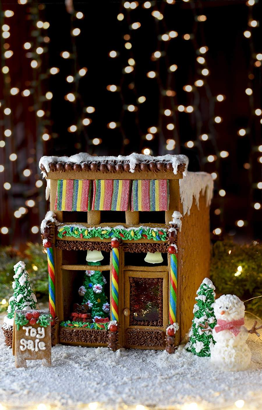 Gingerbread Houses National House Day
