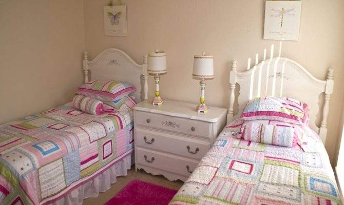 Girls Bedroom Design Decorating Ideas