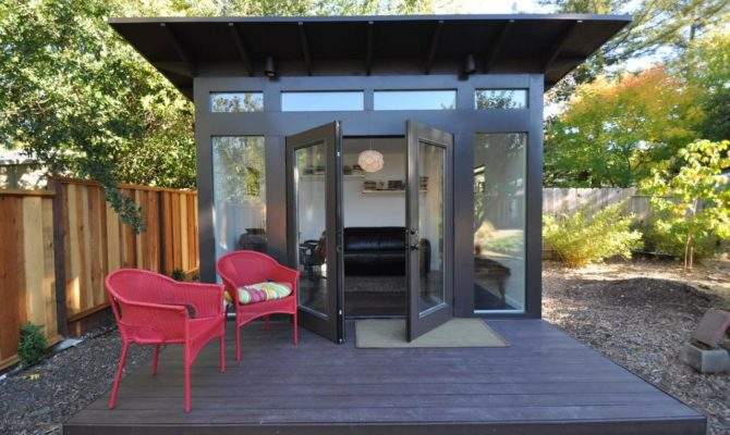 Give Your Backyard Upgrade These Outdoor Sheds