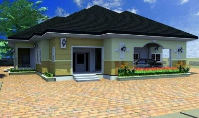 Gorgeous Bungalow House Plans Bedroom