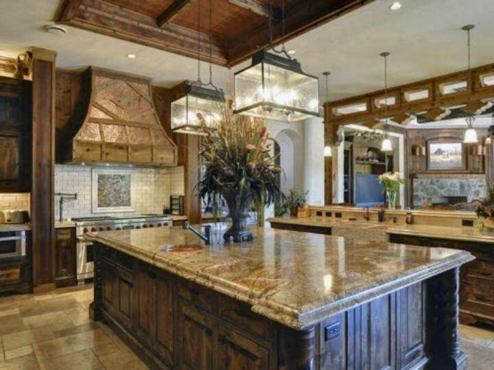 Gourmet Kitchen Place Like Home Kitchens Pinterest