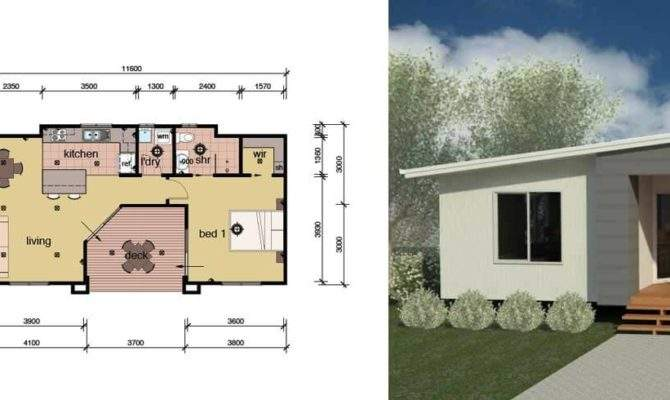 Granny Flat Residential Plans Factory Built Manufactured