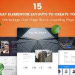 Great Elementor Layouts Create Your Web Daddy