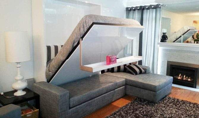Great Example Smart Furniture Space Saving Without