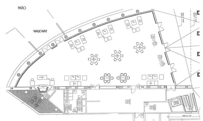 Great Hall Layouts