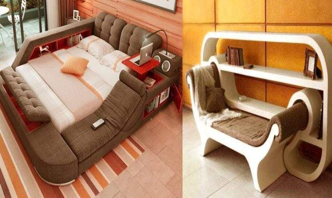 Great Multipurpose Furniture Perfect Tiny