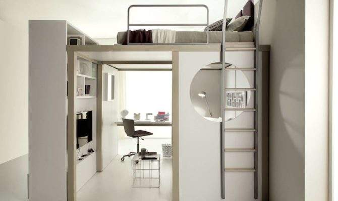 Great Space Saving Bedroom Furniture Greenvirals Style