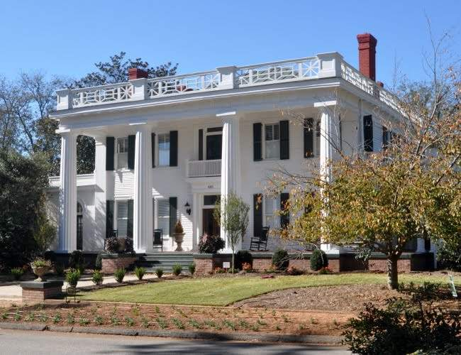 Greek Revival Architectural Style Architecture