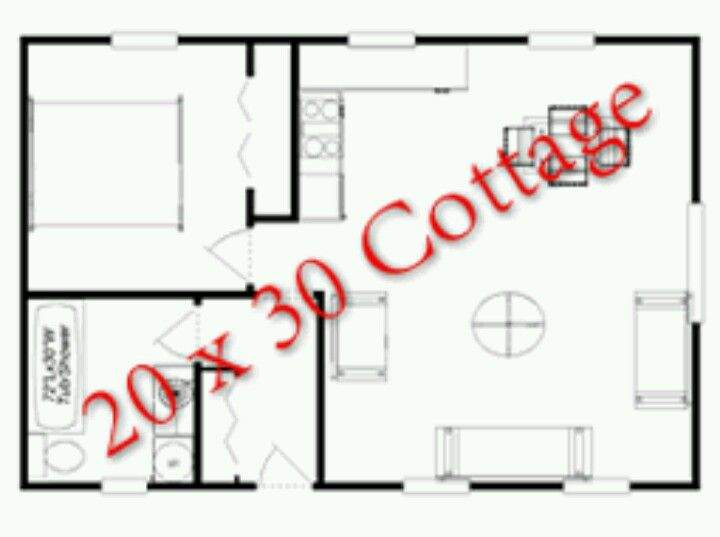 Guest House Plans Tiny