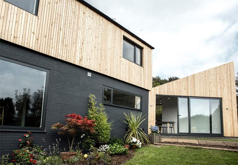 Halligan Architects Ugly House Lovely Wales Designboom
