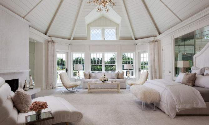 Hamptons Homes Sale Two Master Suites Curbed