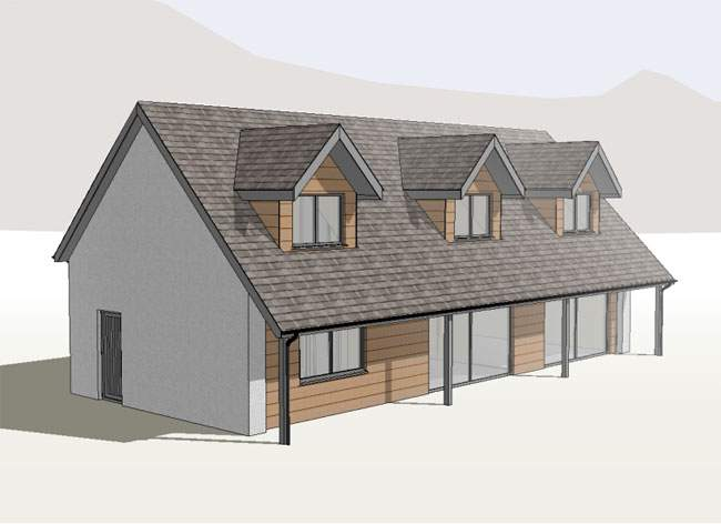Have Recently Teamed Local Passive House Certified