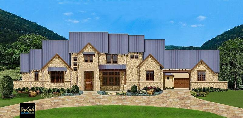 Hill Country Homes Austin Million Dollar