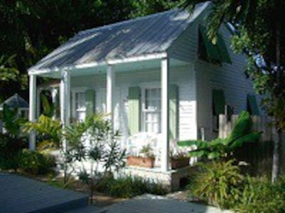 Historic Key West Conch House Sleeps Houses
