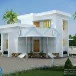 Home Design Adorable Small House Kerala