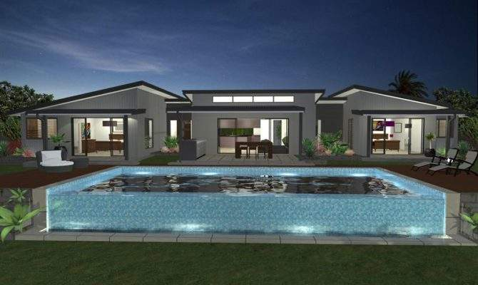 Home Design Sloping Land Planning Houses