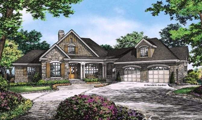 Home Designs Enchanting House Plans Walkout Story