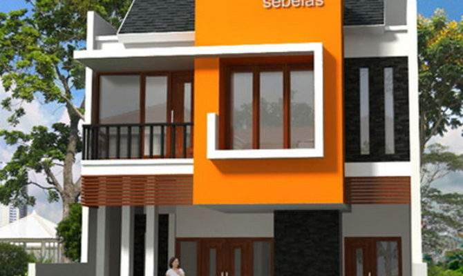Home Designs Modern Style New House Exterior