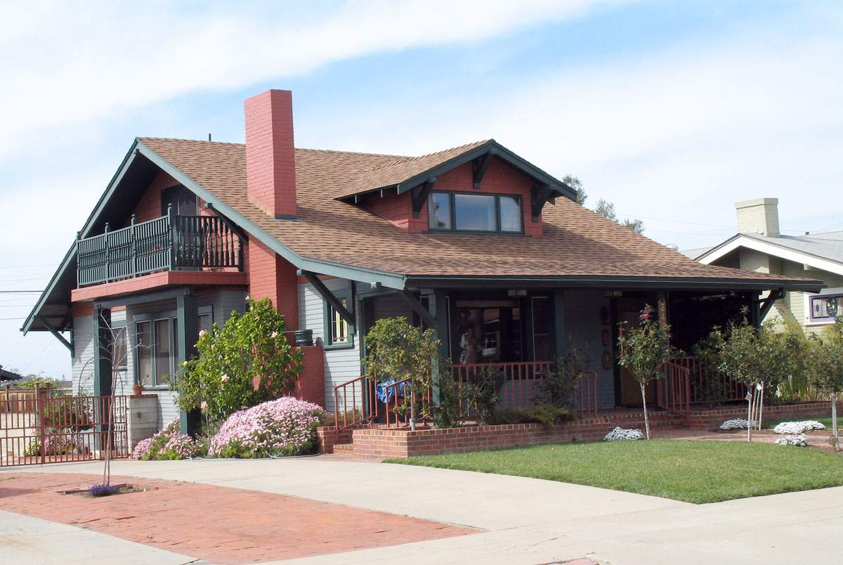 Home Ideas American Bungalow Arts Crafts