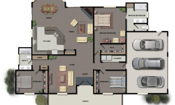 Home Interior Layouts Design Planning Carefully Your House Layout