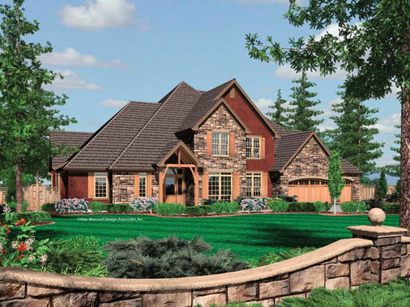 Home Magazine French Provincial House Plans Beautiful Homes
