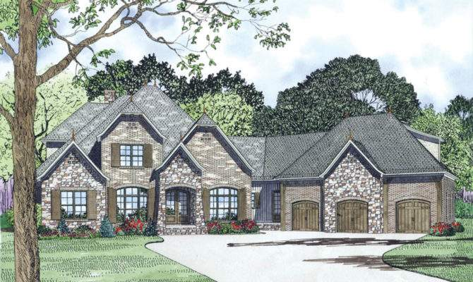 Home Plan French Country Flair Startribune
