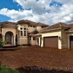 Home Plan Gabriella Sater Design Collection
