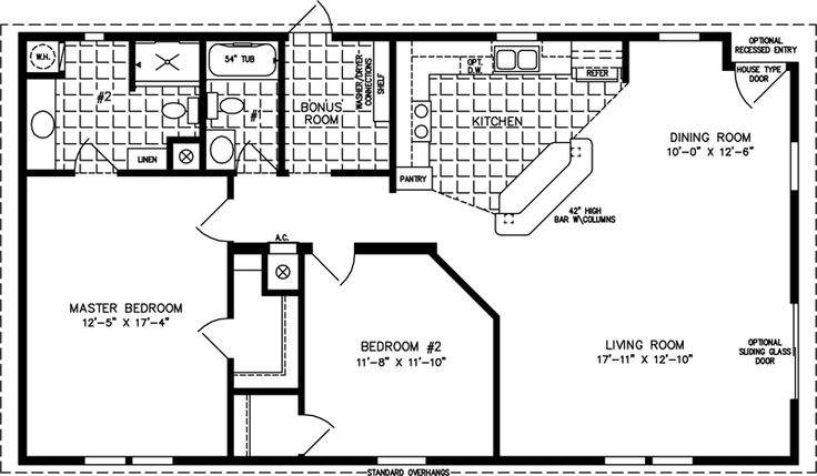 Home Plans House Pinterest Square Feet Small