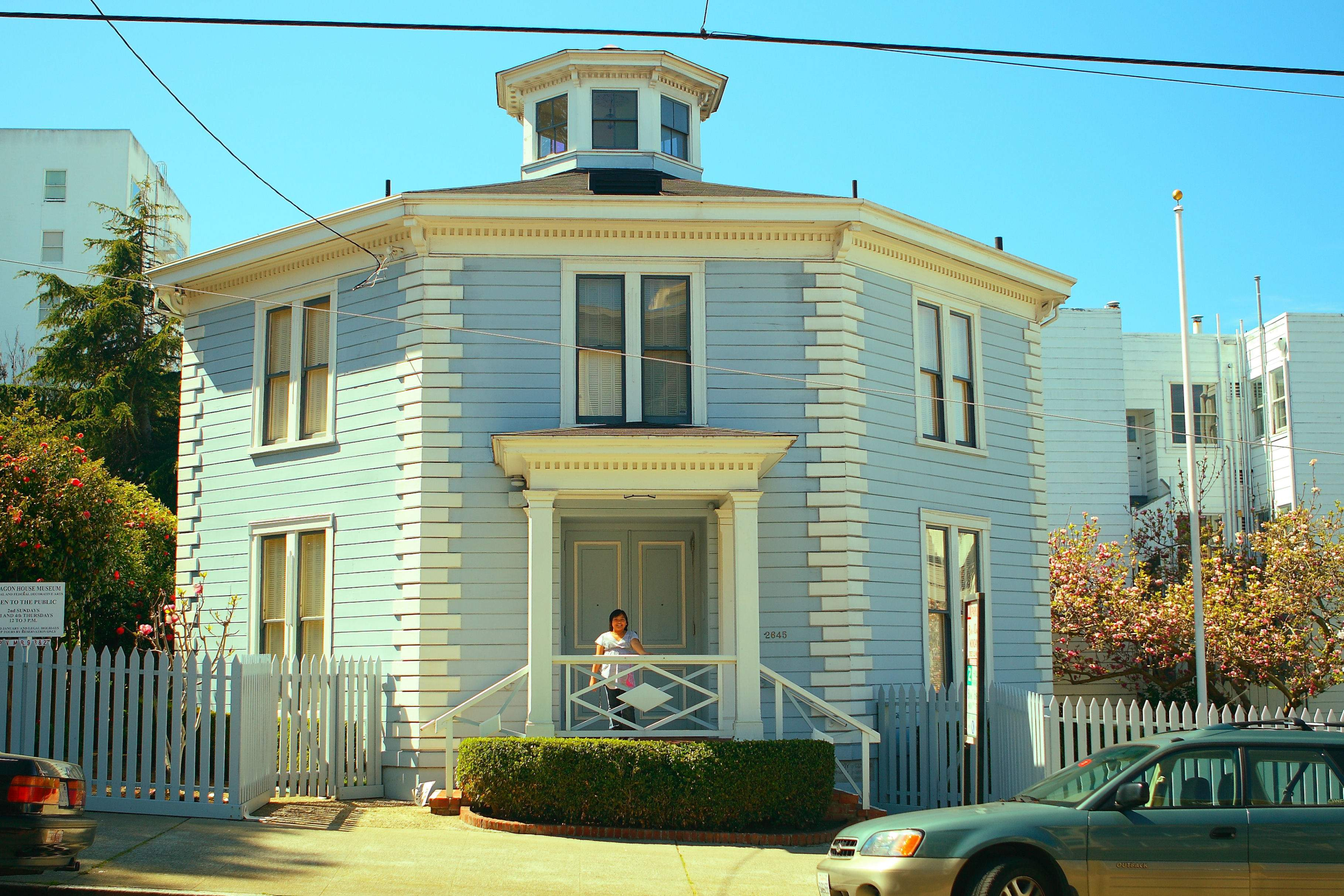 Home Plans Octagon House
