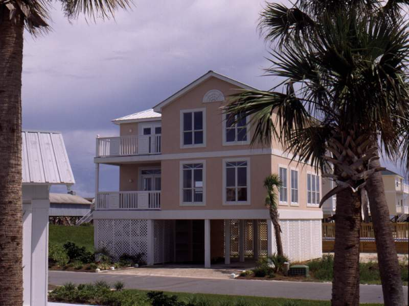 Home Plans Vacation House Waterfront More