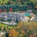 Home United States Homes Stone Mansion Alpine Listed