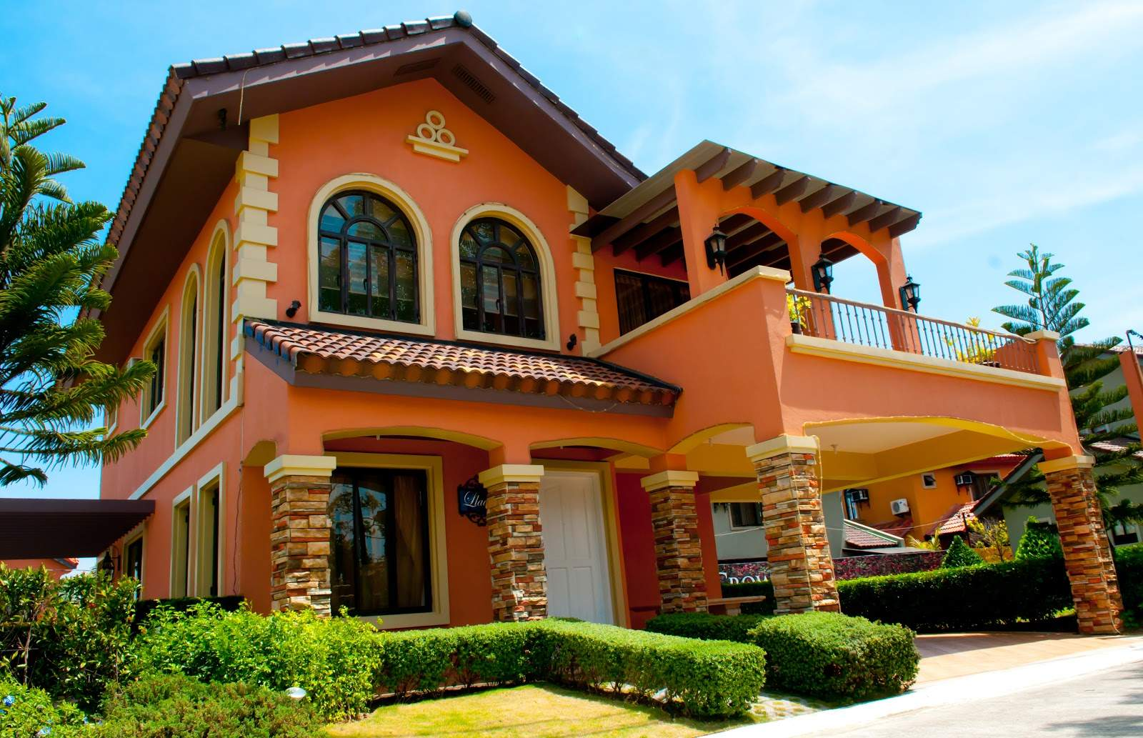 Homes Land Philippines Italian Style Ponticelli