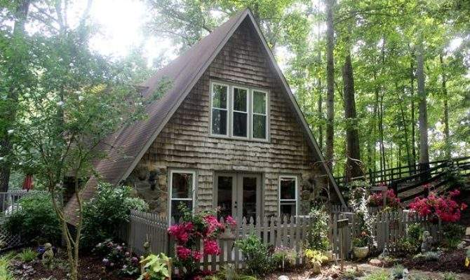 Hometalk French Country Frame Cottage