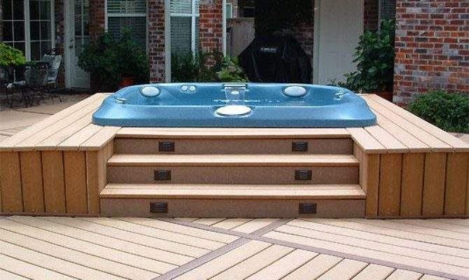 Hot Tub Addition Installers Enhancements Childproofing
