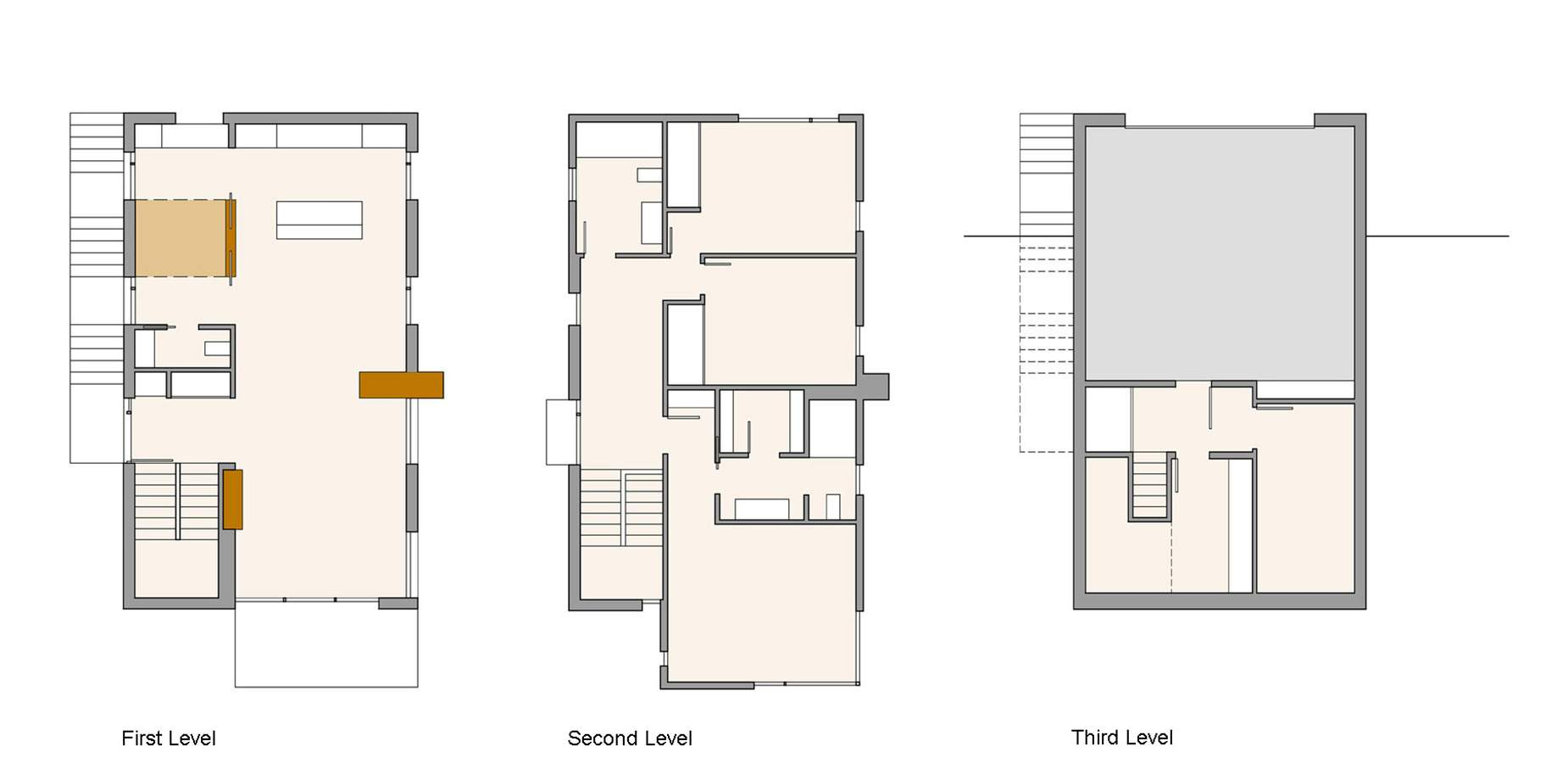 House Johnsen Schmaling Architects Nexus Compact Home