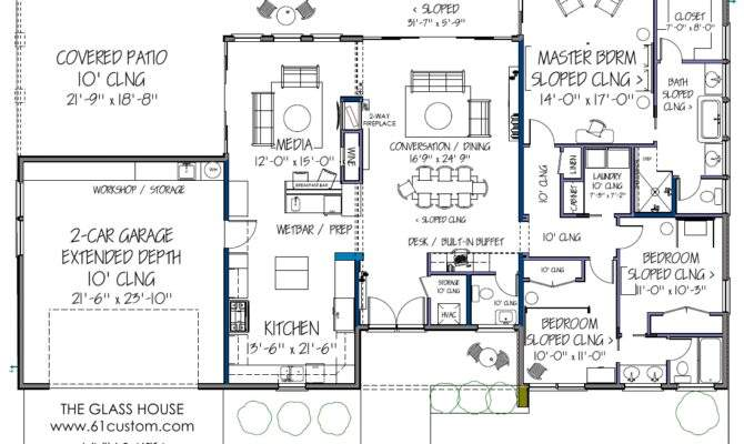 House Layouts Floor Plans Woodworker Magazine